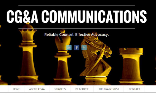 CGA Communications website