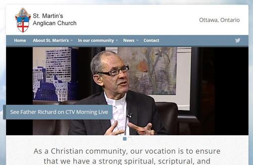 St. Martin's Anglican Church website