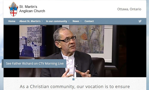 St. Martin's Anglican Church website