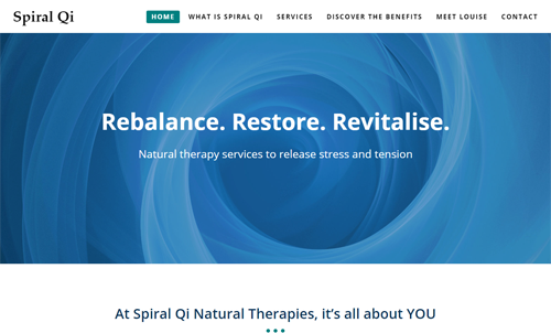 Spiral Qi Website